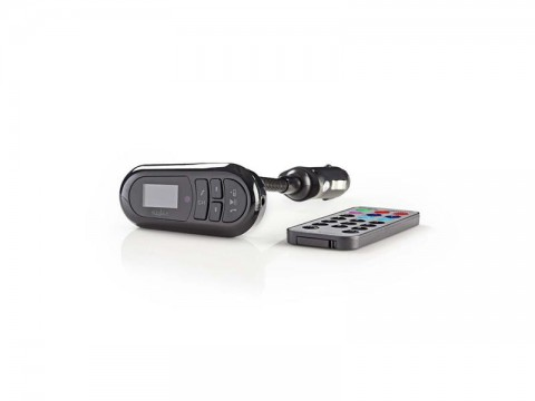Transmitter do auta FM NEDIS CATR100BK