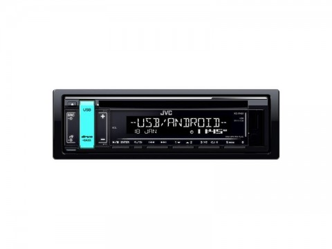 Autorádio JVC S CD/MP3/USB KD-R491