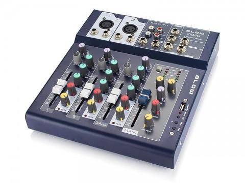 Pult mixážny BLOW PRMX 4