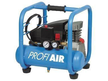 Kompresor 240/10/6 přenosný, modrý, 2PS, PROFI AIR