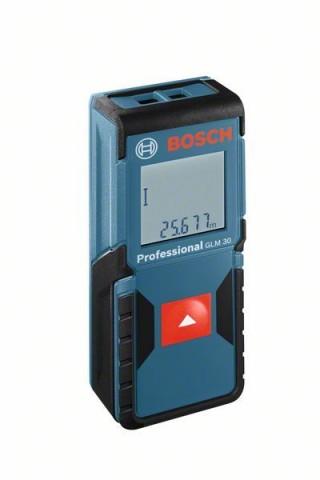 Laserový měřič vzdáleností Bosch GLM 30 Professional, 0601072500