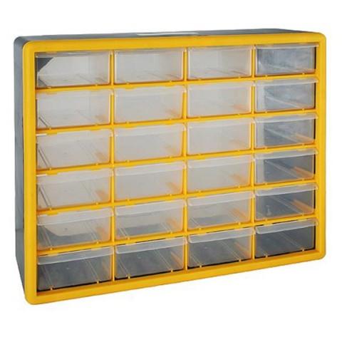 Organizer HL3045-C, 24 zásuvkový