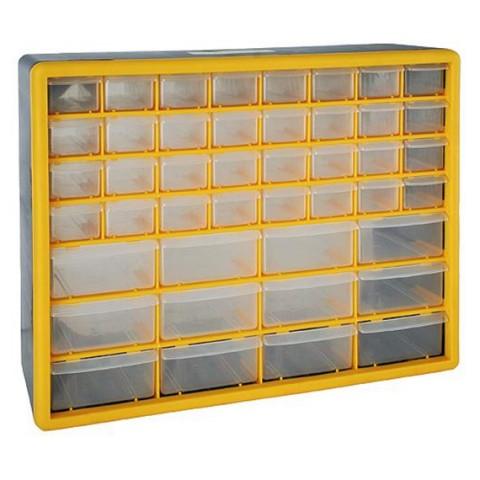 Organizer TEN HL3045-D 44 zásuviek