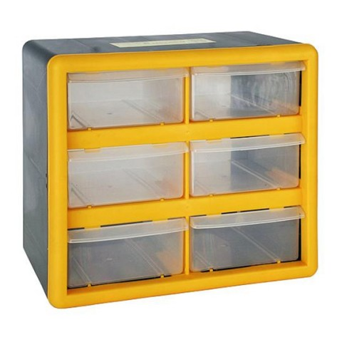 Organizer HL3045-A, 06 zásuvkový