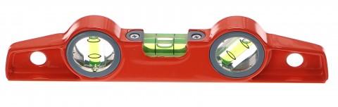 Vodováha kovová s magnety, 250mm, přesnost 1mm/1m, 3 libely 0°, 45° a 90° EXTOL-PREMIUM
