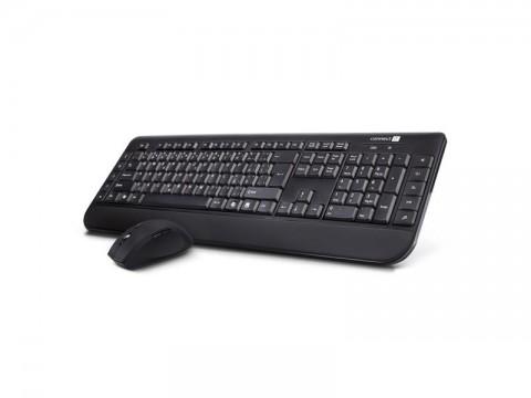 Set klávesnice a myši CONNECT IT CI-185 bezdrôtová čierna