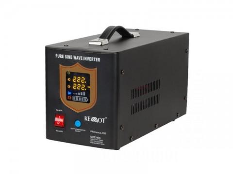 Zdroj záložný KEMOT PROsinus 700W 12V