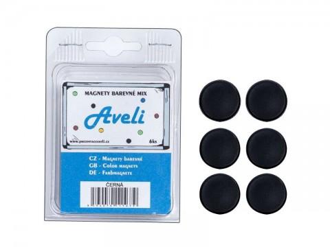 Magnety AVELI BLACK