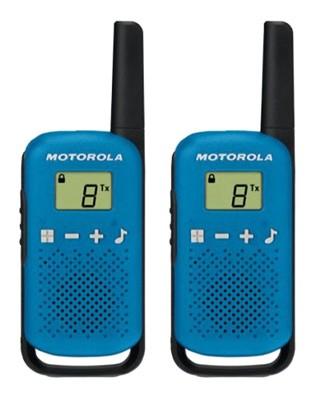 Vysielačky MOTOROLA TLKR T42 BLUE