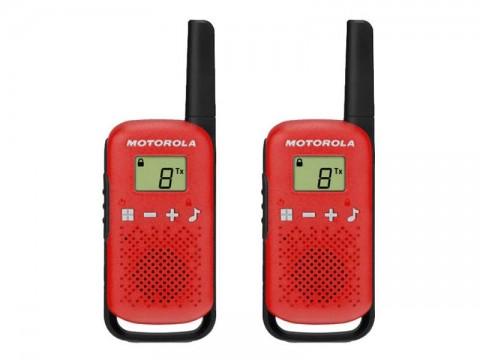 Vysielačky MOTOROLA TLKR T42 RED
