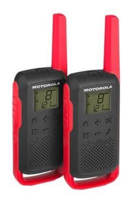 Vysielačky MOTOROLA TLKR T62 RED