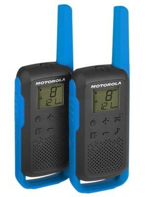 Vysielačky MOTOROLA TLKR T62 BLUE