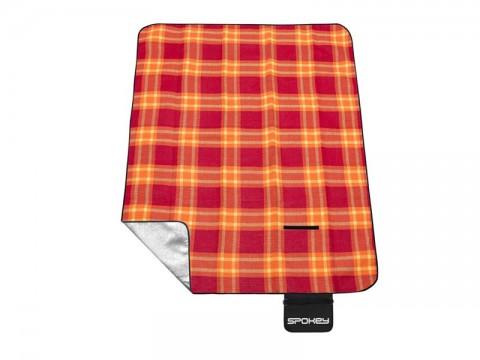 Piknik deka s popruhom SPOKEY PICNIC SUNSET 180x210 cm