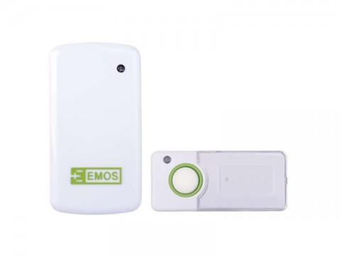 Zvonček bezdrôtový EMOS P5740