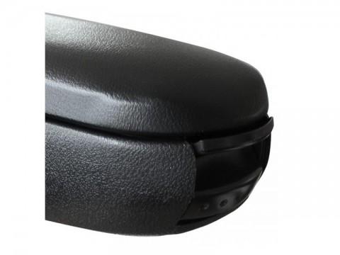 Opierka lakťová AUDI A4 1994 - 2001 syntetická koža BLACK