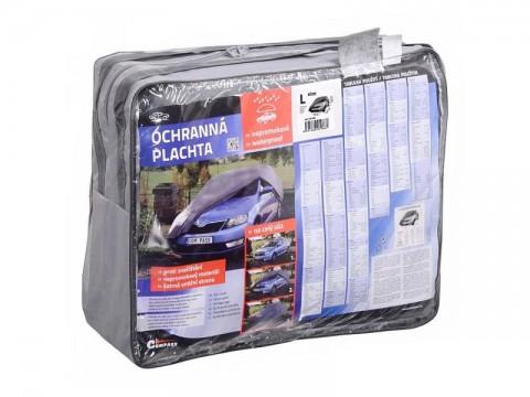 Plachta ochranná na auto COMPASS 05986 FULL vel.L