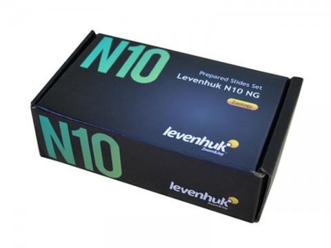 Sada preparátov LEVENHUK N10 NG
