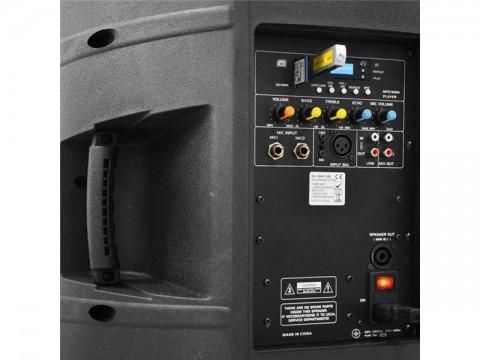 Ozvučovací systém IBIZA PORT12VHF-BT