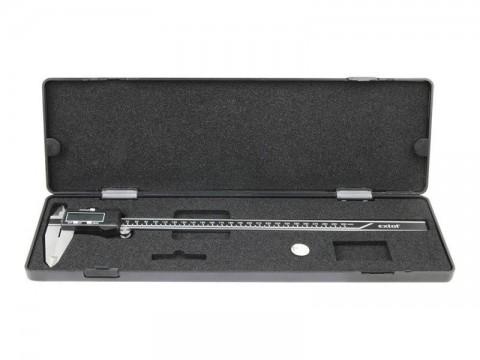 Meradlo posuvné digitálne, 0-150mm, presnosť 0,03mm EXTOL PREMIUM 3426