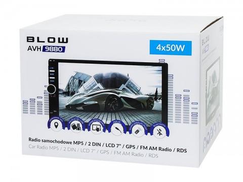 Autorádio BLOW AVH-9880
