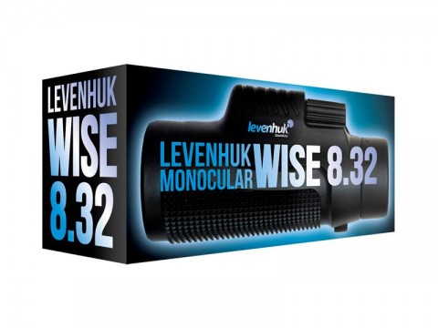 Ďalekohľad monokulárne LEVENHUK WISE 8x32