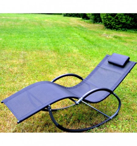 Relaxačné hojdacie kreslo SA116