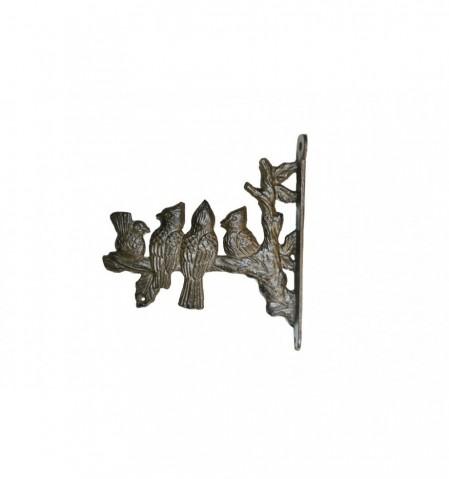 Kovový zvonček Bell 1 (26x20x10,8 cm) SA079