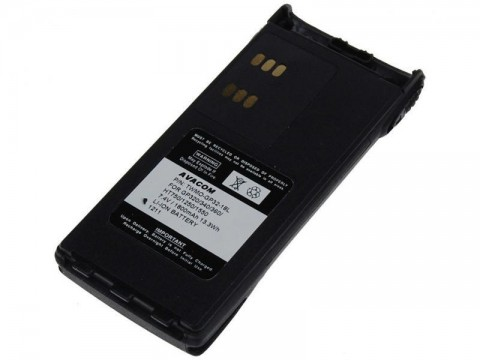 Motorola GP320/340/360, HT750/1250..- WARIS Li-Ion 7.4V 1800mAh AVACOM