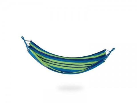 Sieť hojdacia SPOKEY IPANEMA modro-zelená