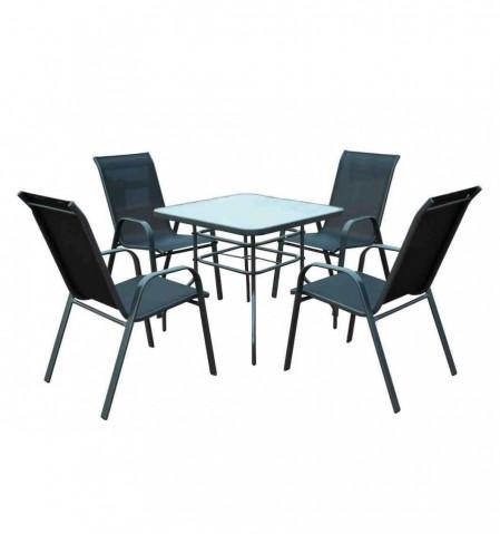 Set zahradného nábytku Santora SA133