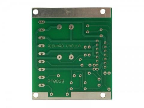 Plošný spoj TIPA PT002B PT003B PT005 PT006 Zosilňovač 100W s TDA729x