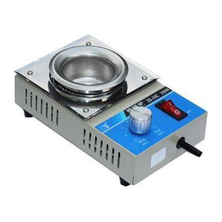 Spájkovacia kúpeľ ZB-50C pre 500g spájky, 230V/200W
