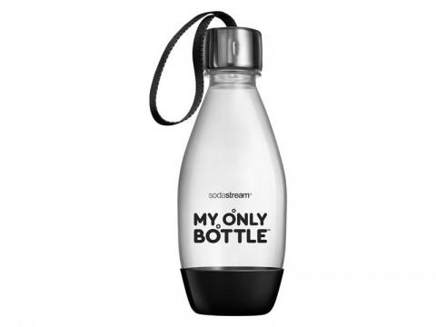 Fľaša SodaStream čierna