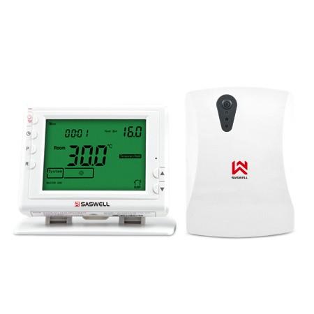 Termostat SASWELL 908 7 RF bezdrôtový