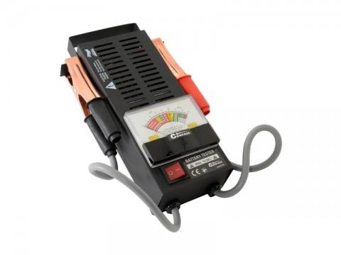 Tester autobatérie záťažový COMPASS 07173 analógový
