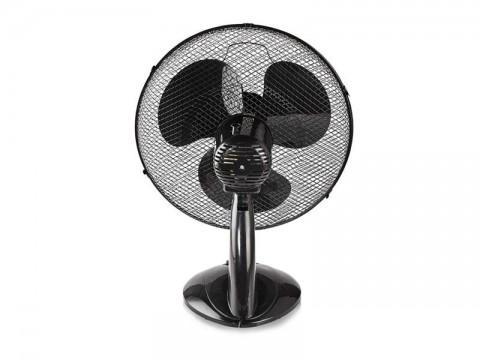 Ventilátor stolný NEDIS FNTB10CBK40 40 cm