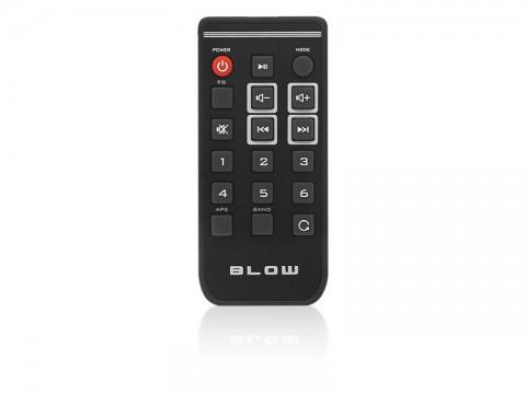 Autorádio BLOW AVH-9810 MP3, USB, SD, MMC, FM, BLUETOOTH