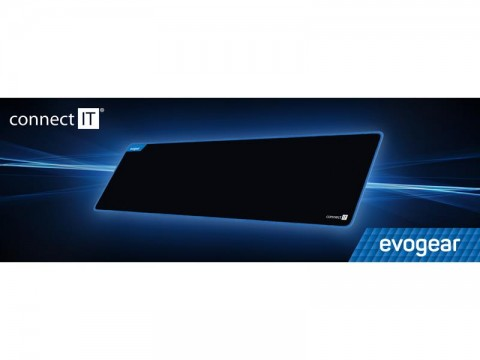 Podložka pod klávesnicu a myš CONNECT IT CMP-1160-LG EVOGEAR