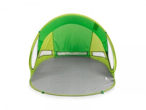 Stan plážový SPOKEY STRATUS ,UV 40, 190x120x90 cm zelený