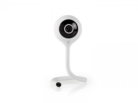 Kamera WIFI NEDIS WIFICI11CWT vnútorná fixná
