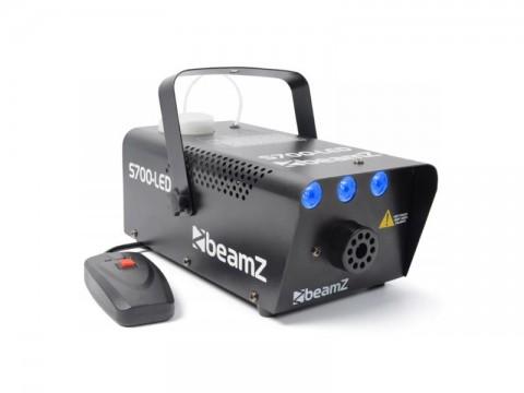Efekt výrobník mlhy BEAMZ S700-LED, modrý