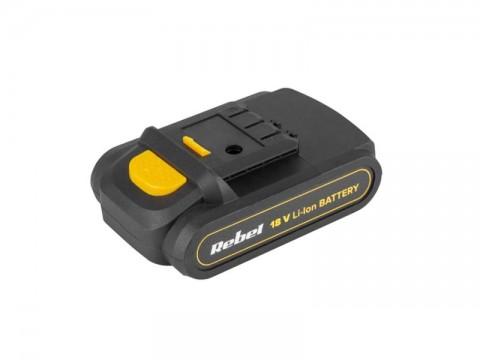 Batéria REBEL TOOLS 18V 1.3A RB-2000