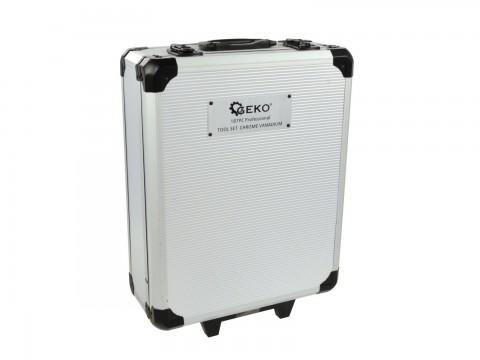 Univerzální hliníkový kufr GEKO