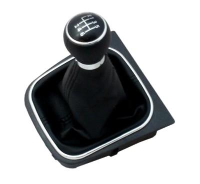 Páka radiacej s manžetou VW GOLF VI 2008 - 2012 6st BLACK