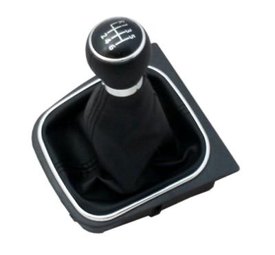 Páka radiacej s manžetou VW GOLF V 2003 - 2008 6st BLACK