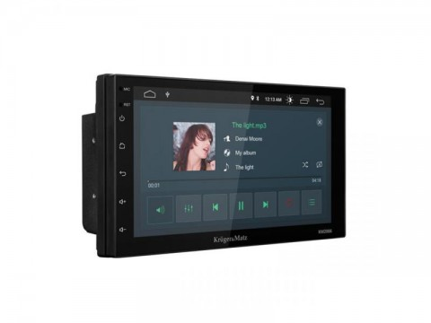 Autorádio KRUGER & MATZ AKM2006 ANDROID 8.1, MP3, USB, WIFI, GPS, BLUETOOTH