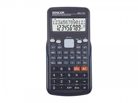 Kalkulátor školní  SENCOR SEC 170