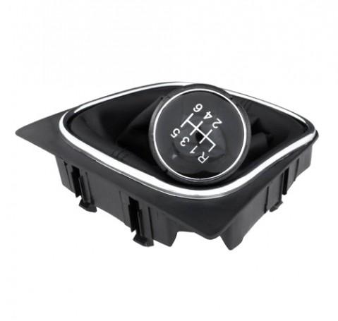 Páka radiacej s manžetou VW EOS 2006 - 2012 6st BLACK