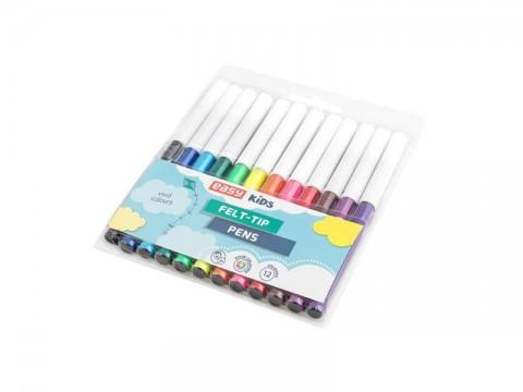 Fixy EASY Colours sada 12 barev