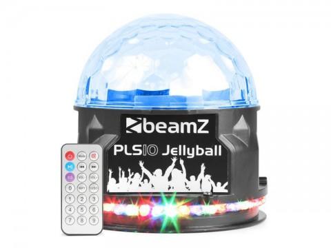 Efekt světelný BEAMZ PLS10 LED Jellyball s MP3/BT a reproduktorem